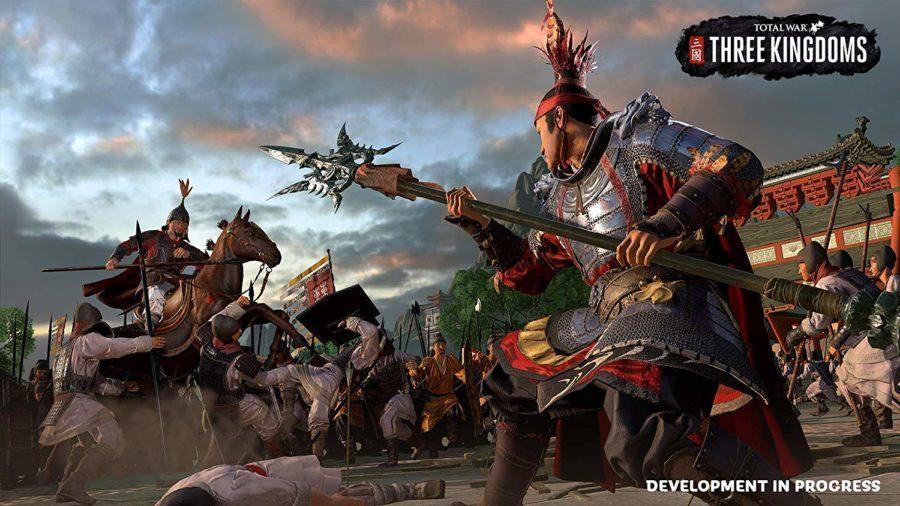 Total War: THREE KINGDOMS,おすすめ,パソコン,スペック,