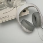 RAZER Kraken X ,Mercury White,白,開封