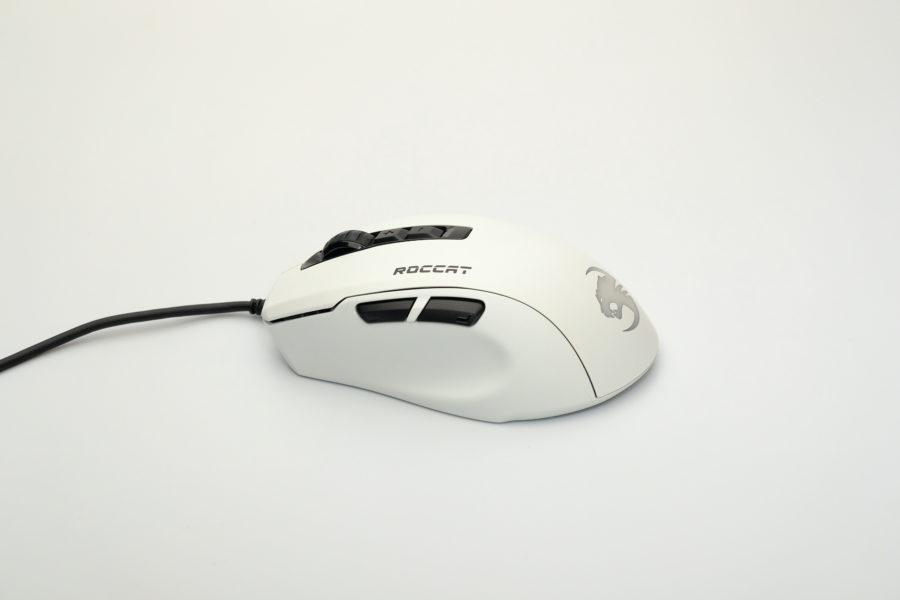 roccat,kone pure ultra,ゲーミングマウス,ボタン