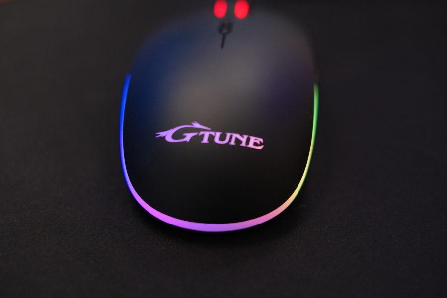 G-Tune,マウス,GT20,LED